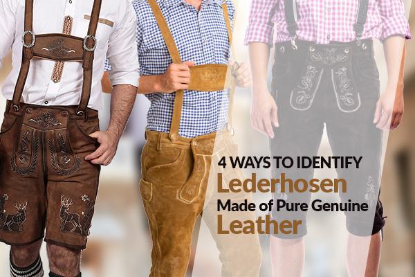 Authentic Lederhosen