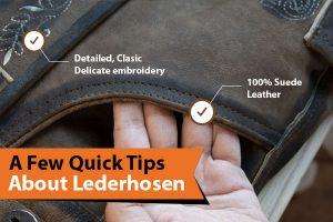 Tips about Lederhosen