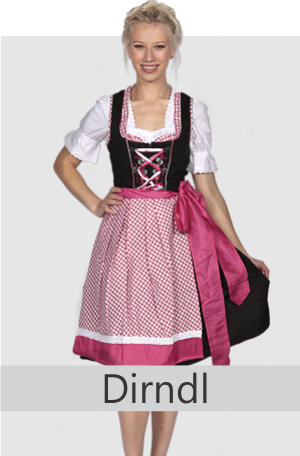 Category Block - Dirndl Dress German Dirndl Oktoberfest Drindl