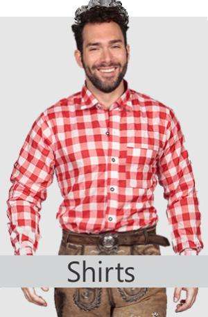 Trachten Bavarian Shirts Oktoberfest Shirts