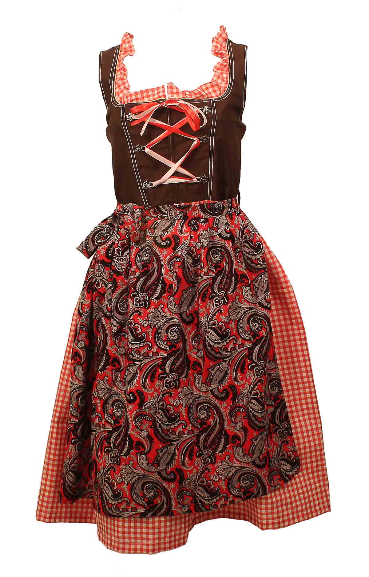 spieth wensky dirndl lisa cherry red lederhosen store. Black Bedroom Furniture Sets. Home Design Ideas
