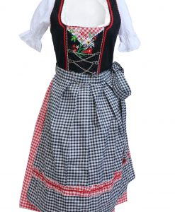 PInk Dirndl Dress Oktoberfest German