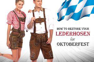 Lederhosen Oktoberfest 2021