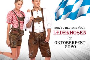 lederhosen Oktoberfest 2020
