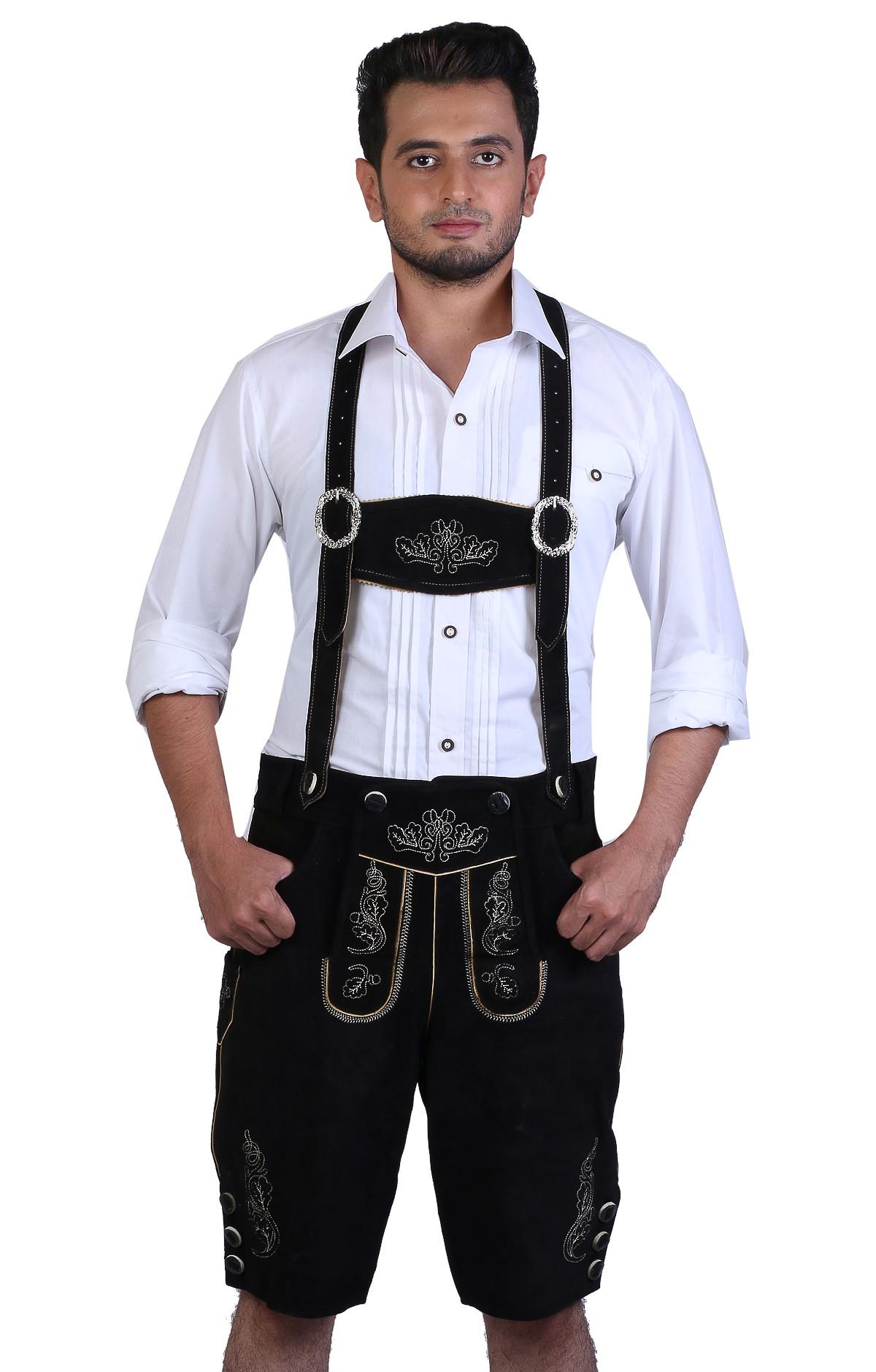 2a578ed065 Traditional German Lederhosen Black Forest - Lederhosen Store
