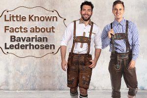 Bavarian Lederhosen