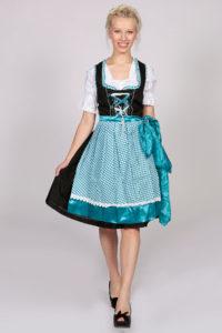 Authentic lederhosen and dirndl dresses lederhosen store german dirndl dress amara black blue solutioingenieria Image collections