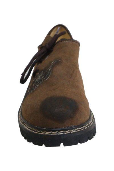 SHO-06-2 - Trachten Oktoberfest Lederhosen Shoes Made of Leather