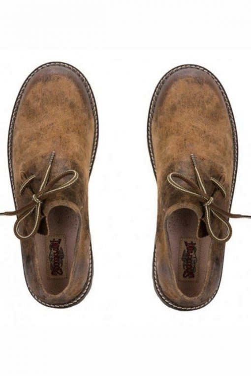 German Bavarian Shoes for men oktoberfest shoes