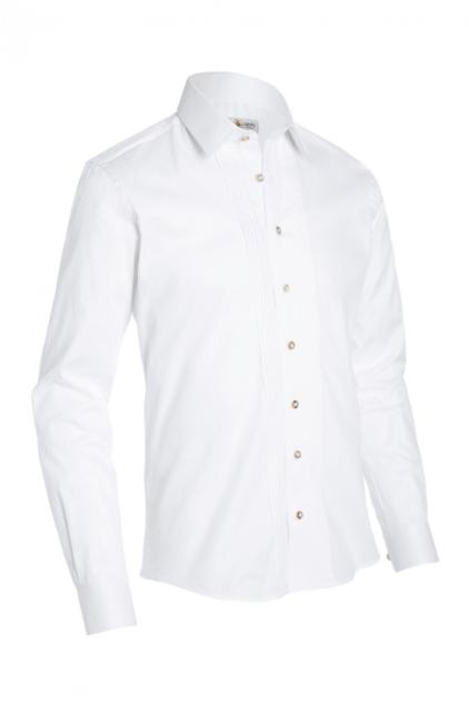 slim fit shirt moon white lederhosen store. Black Bedroom Furniture Sets. Home Design Ideas