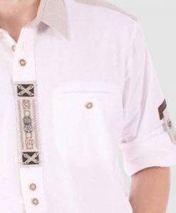SRT-07-new2 Embroidered Bavarian Shirt for Oktoberfest