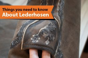 Things to know about Lederhosen