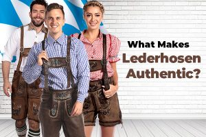 lederhosen authentic