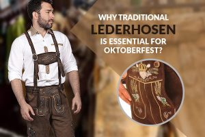 traditional Lederhosen