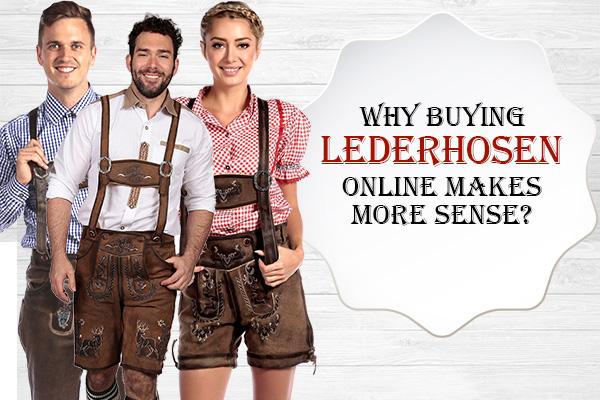 lederhosen online