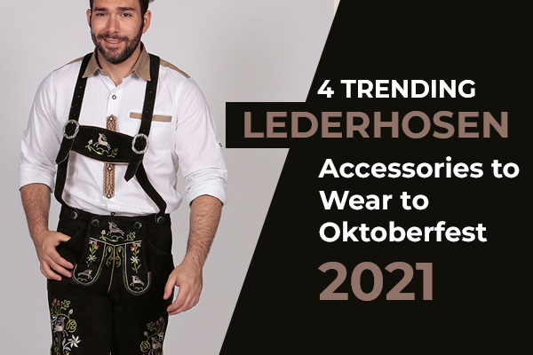 Lederhosen accessories